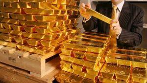 Altının Kilogramı 244 Bin 100 Liraya Geriledi