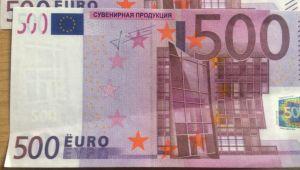 Gürcü şüpheli, sahte paralarla yakalandı