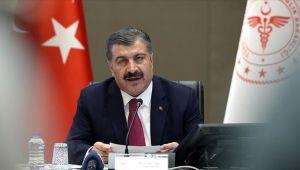 Koca: İstanbul, Türkiye'nin Vuhan'ı oldu, kontrol altına aldık