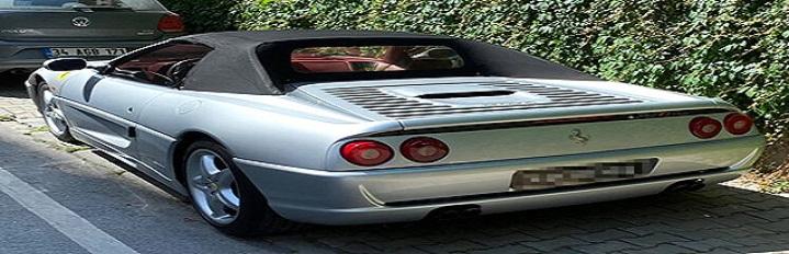 Ferrari'sine alıcı bulamayan Kıvanç Tatlıtuğ, indirim yaptı