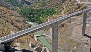Son dakika... Türkiye'nin en yüksek köprüsü açılıyor: 5 saatlik yol 2 saate düşecek