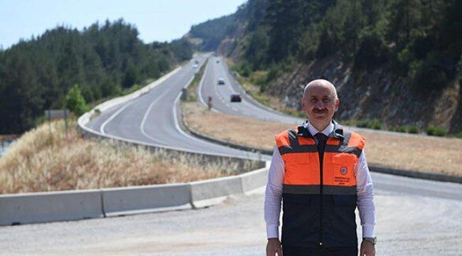 Türkiye'ninbölünmüşyol ağı 27 bin kilometreyi aştı