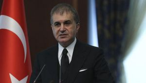 AK Parti Sözcüsü Ömer Çelik'ten ABD açıklaması