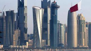 Katar, Suudi Arabistan'la ticarete başladı