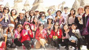 Turizmcilerin gözü Çinli turistte