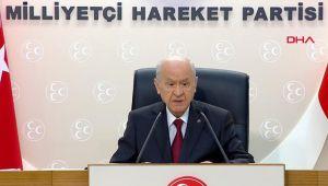 MHP Genel Başkanı Bahçeli'den yeni anayasa açıklaması: Metin yazımı sonuçlandı