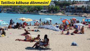 Turizmcilerden çok önemli bayram tatili uyarısı