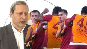 Son Dakika: Galatasaray'da başkan Burak Elmas'tan Marcao ve Kerem Aktürkoğlu açıklaması!