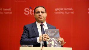 STSO Başkanı Eken: 'Sivas'tan gönderilen 4 proje de onaylanmamış'