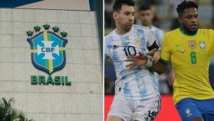 Brezilya Futbol Federasyonu'ndan misillime! Premier Lig oyuncularına şok uygulama...