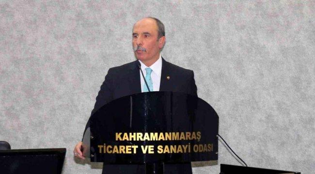 Balcıoğlu:2023 ihracat hedeflerinin 5 milyar dolar olduğunu söyled