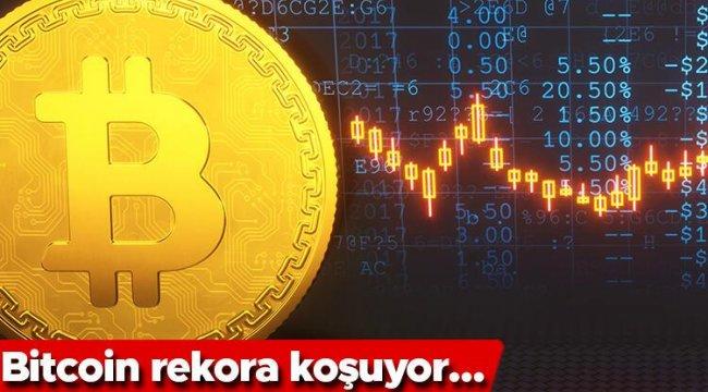 Bitcoin fiyatları yeni zirve yolcusu mu? Kritik tarih 18 Ekim!