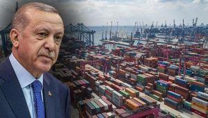 Cumhurbaşkanı Erdoğan duyurmuştu! İhracatı Geliştirme A.Ş. kuruldu