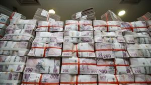 Merkezi yönetim brüt borç stoku 2 trilyon 181,1 milyar lira